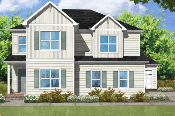 1527 Gemstone Drive Unit Lot 8