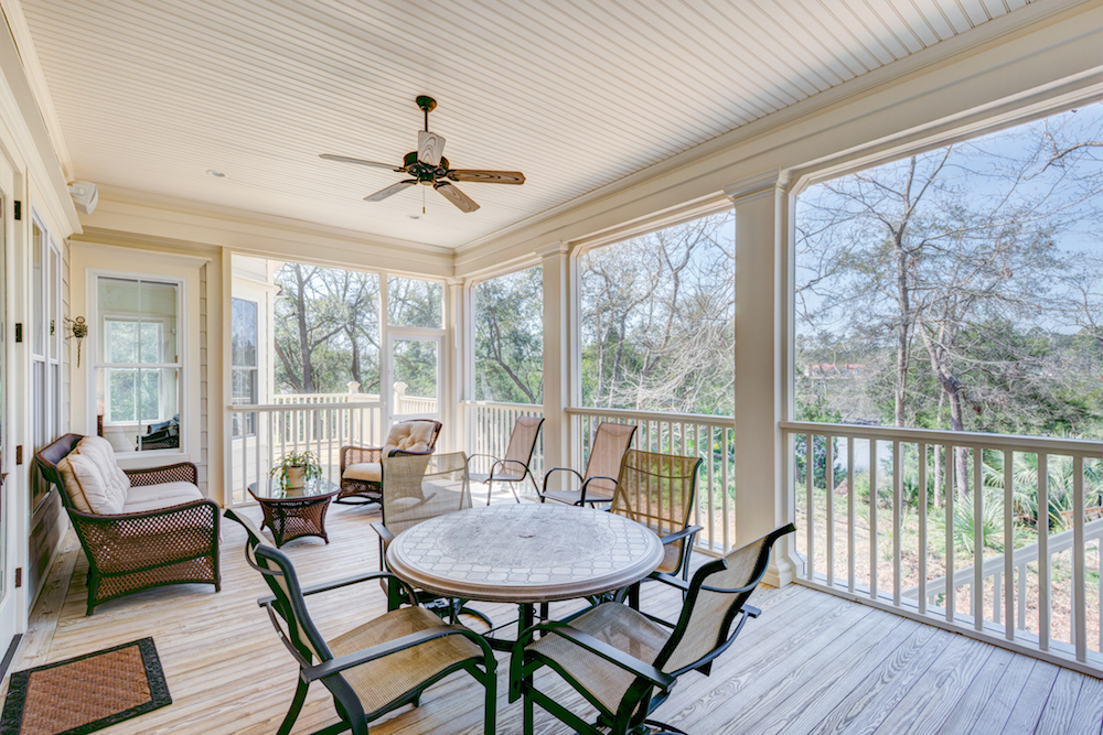 For Sale Relaxing Screened Porches William Means